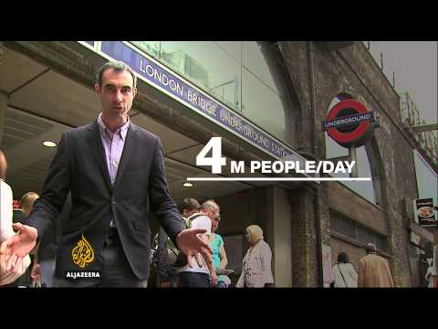 London tube strike: A Long and tiring journey to work