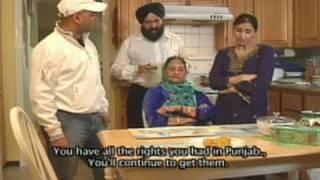 """Punjabi  comedy  """"Teri meri dunia"""""""
