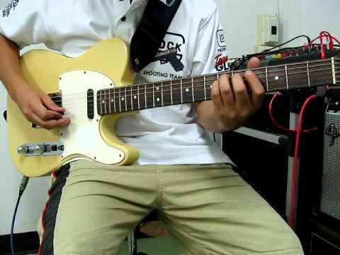 squier california serie tele test2