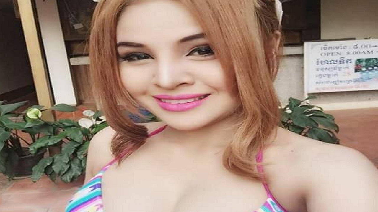 Pin on Hin Channiroth - Khmer Beautiful Actress and TV Host