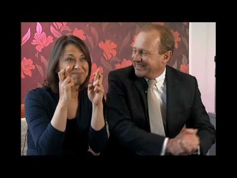 Nicola Walker and Peter Firth