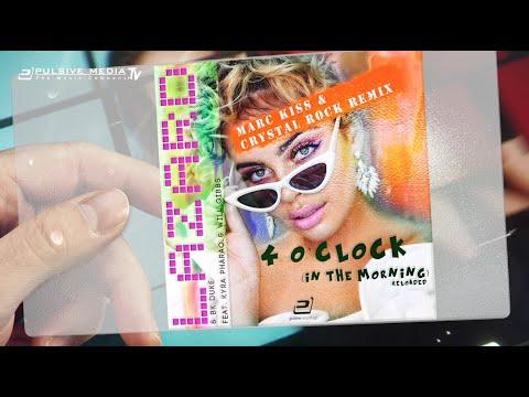Lazard & BK Duke Ft. Kyra Pharao - 4 O'clock (in The Morning) (Marc Kiss & Crystal Rock Video Edit)