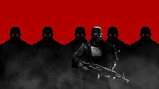 Wolfenstein II: The New Colossus (нацисты , рубилово , свинец , черный юмор )