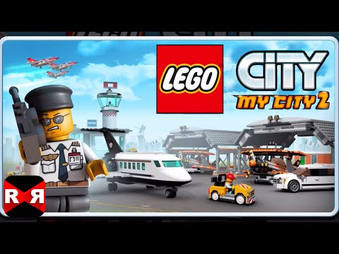 LEGO City My City 2 - NEW Airport Update - iOS / Android - Gameplay Video