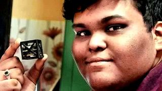 Tamil Nadu teen designs world's lightest satellite-Indian Sign Language News by NewzHook.com