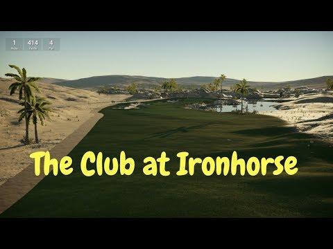 The Golf Club 2 - The Club at Ironhorse - PC Gameplay