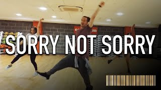 'SORRY NOT SORRY' by Demi Lovato DANCE VIDEO | @brendonhansford Choreography