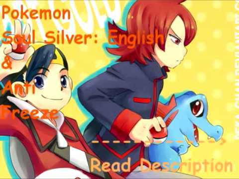 Pokemon Heart Gold/soul Silver Rom With English Patch - linoavina