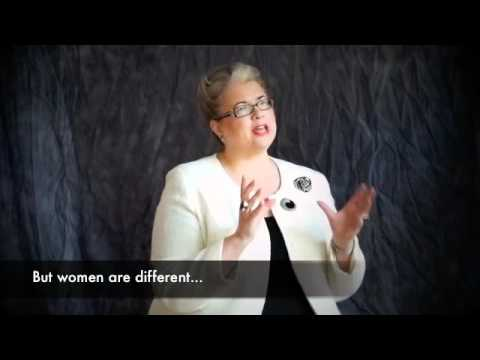 Women are people powered: Marti Barletta on Marketing to Women