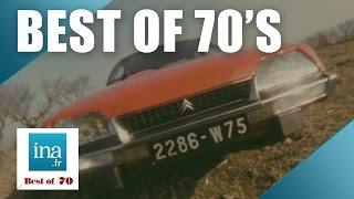 5 autos mythiques des années 70 | Archive INA