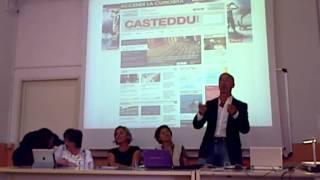 Casteddu Online e Scirarindi si raccontano agli studenti dell'Università di Cagliari parte II
