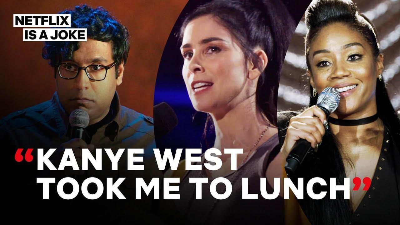 What Happens When Comedians Meet Celebs?