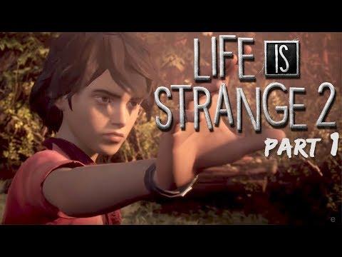 LITTLE BRO NEEDS TO CALM DOWN. | Life is Strange 2: Episode 3 - Part 1