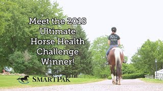Meet the 2018 Ultimate Horse Health Challenge Winner!