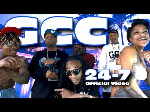 G.C.C. - 24-7 (Official Video)