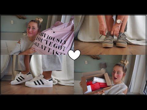 EEN SCHOEN MET EEN HIGHLIGHTER | Beauty, fashion & schoenen shoplog (+ winactie update)