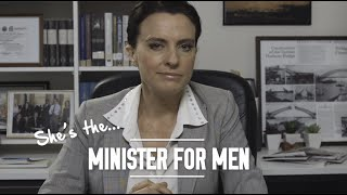 Trailer: She's the Minister for Men