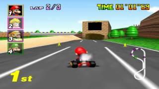 Mario Kart - Nintendo 64