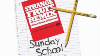Fashawn - Strange Fruit (Remix) ft Common and John Legend