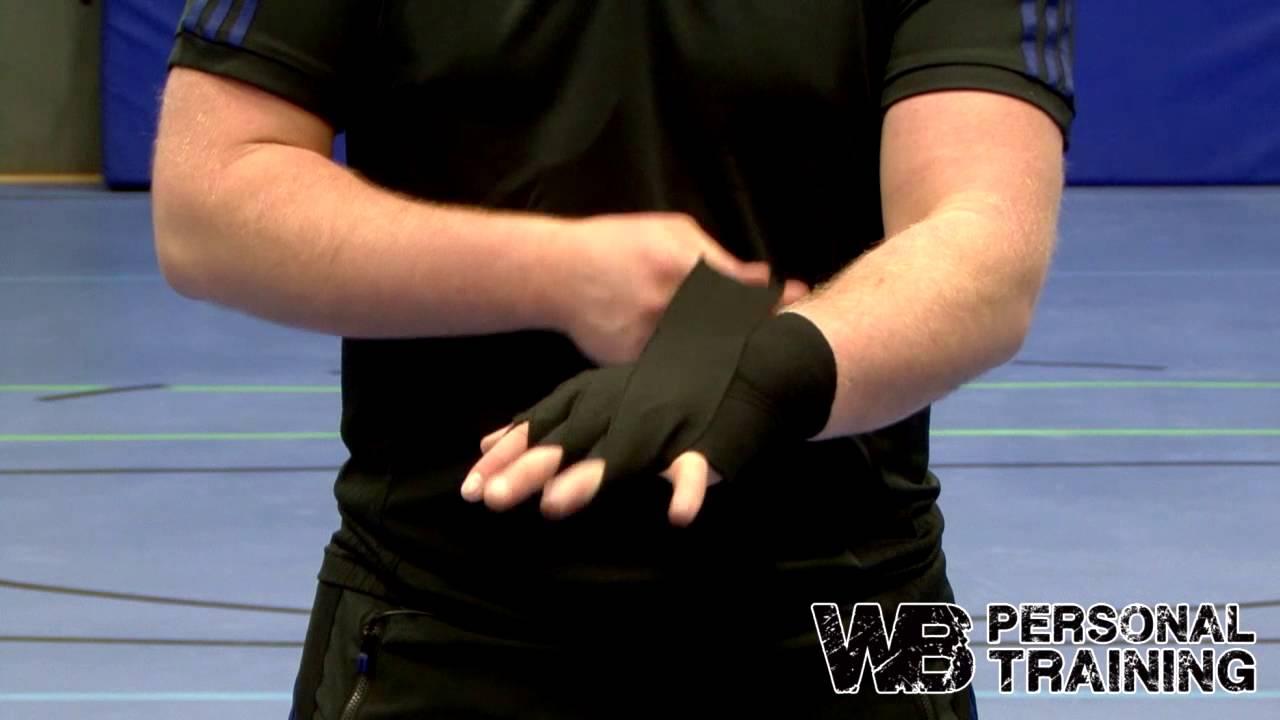 boxen mit willi richtig bandagieren bandagen binden. Black Bedroom Furniture Sets. Home Design Ideas