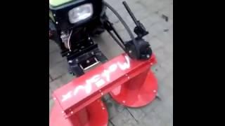 Роторная косилка для мотоблока КР-1.1