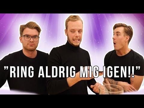 TELEFONROULETTE GÅR ÅT SKOGEN!!
