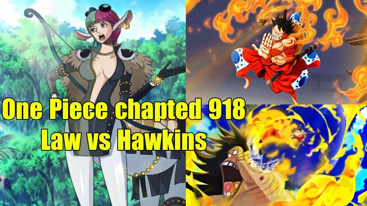 Nội dung chap 918 Khoảnh khắc Luffy là Ace trong Tama