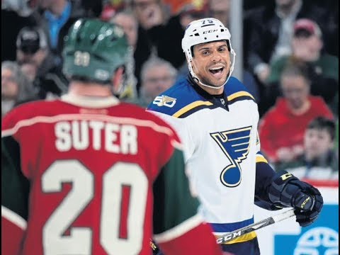 New Penguins winger Ryan Reaves relishes enforcer role | Hockey player | Calvin Thai New