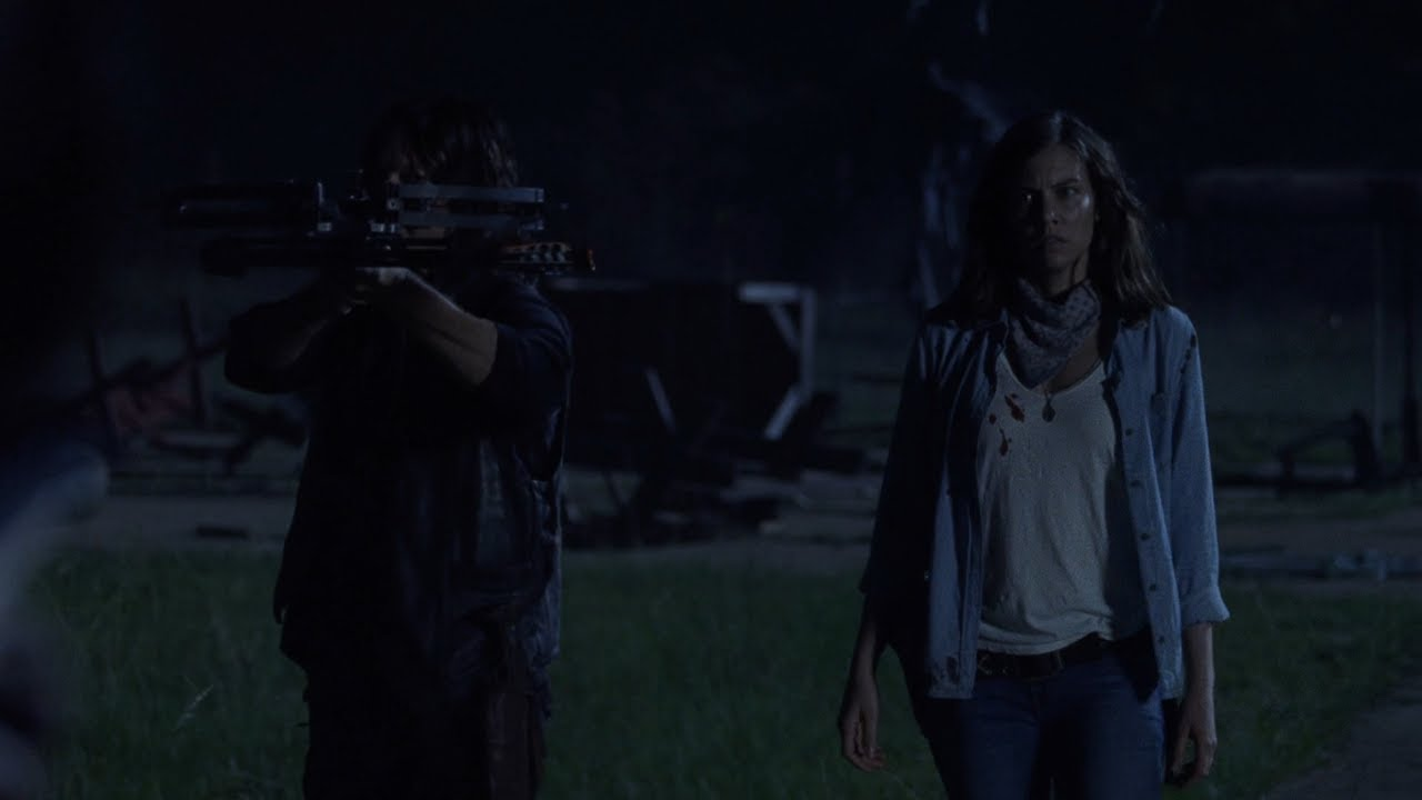 Download TWD S9E3 - Arat is found being held captive