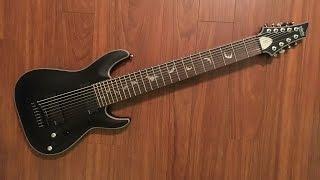 Baixar UNBIASED GEAR REVIEW - Schecter Damien Platinum 9 - 9-string guitar