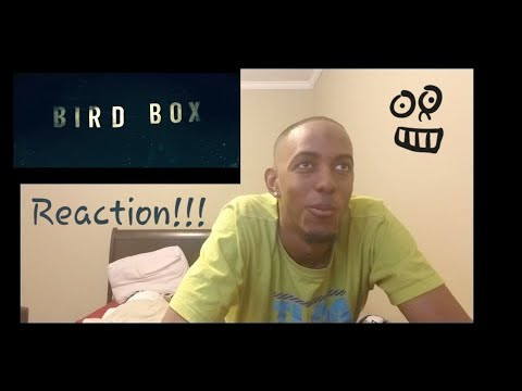 Trailer Reaction Bird Box Youtube