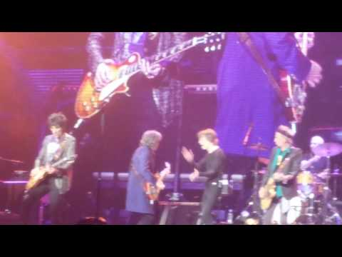 Rolling Stones ~ Sway w/Mick Taylor 6/12/13