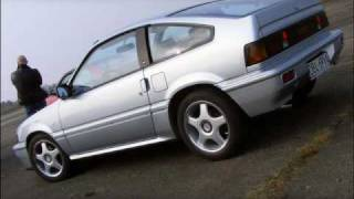 Honda CRX Ballade 1986