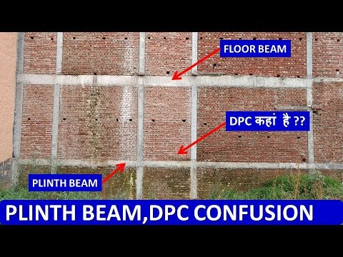 CONFUSION ABOUT PLINTH BEAM AND DPC ..