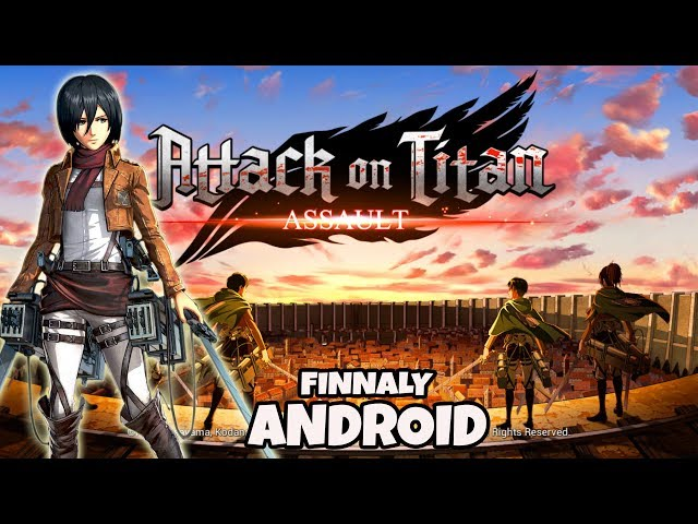 Images Of Images Of Attack On Titan Android Fan Game V019