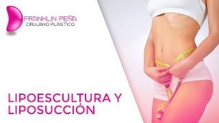 Lipoescultura y Liposucción