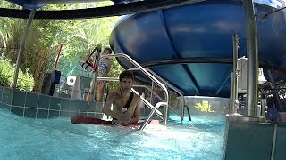 ufo water slide at wet n wild orlando