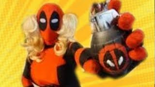 I Like Your Figure ft Deadpool, Spiderman, Black Cat, Captain America, Black Widow & more!