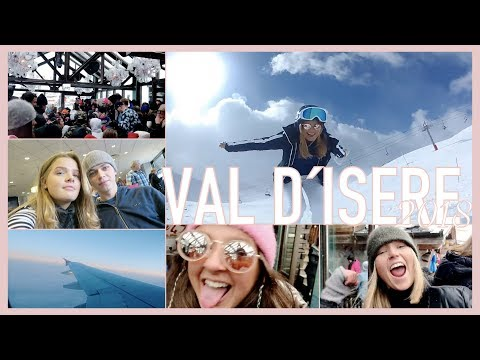 VAL D´ISERE 2018!! /vlogg