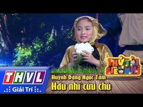 THVL | Thử tài siêu nhí - Tập 10: Hầu nhi cứu chủ - Huỳnh Đặng Ngọc Tâm