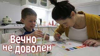 VLOG: С мамой на телевидение / Недовольный Клим / Танцы на кухне