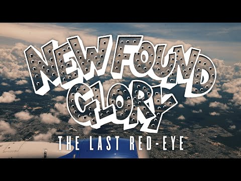 New Found Glory - The Last Red-Eye (Official Music Video)