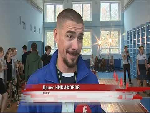 Видео Тренер из «Молодежки» сыграл в роль физрука из Ярославля