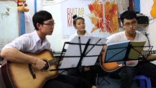 """Tại sao không chơi guitar bài """"Hòn Đá Cô Đơn"""" nhỉ - Guitar Ân Điển"""