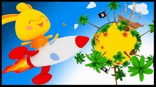La chanson des planètes - Méli et Touni - Titounis - Chansons pour enfants