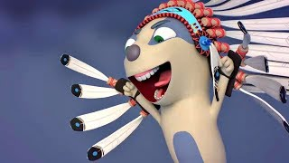 Бобр Добр - Летающий барсук (1 серия) | Мультсериал для детей