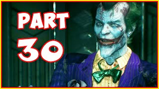 Batman Arkham Knight Gameplay Walkthrough - Part 30 - Deathstroke!