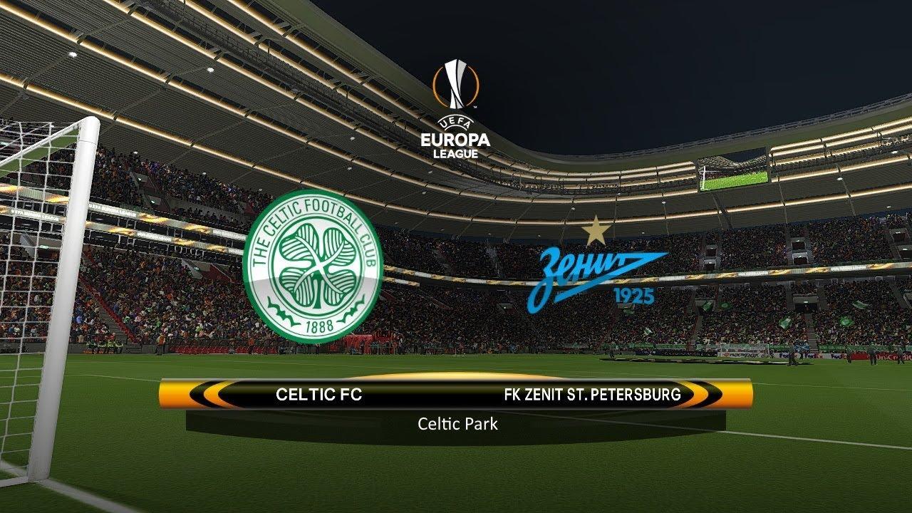 Hasil gambar untuk Celtic vs Zenit St Petersburg