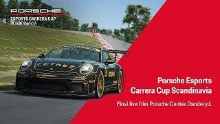 Porsche Esports Carrera Cup Scandinavia - Grand Final