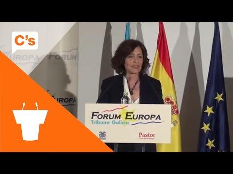 Nueva Economía Forum en Santiago. Discurso de Cristina Losada